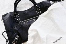 BALENCIAGA BAGS & OUTFITS