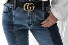 GUCCI BELTS & OUTFITS