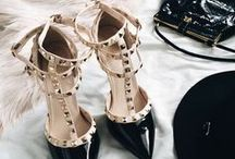 VALENTINO SHOES & OUTFITS