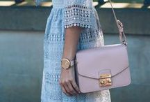 FURLA BAGS & OUTFITS