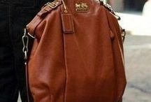 COACH BAGS & OUTFITS