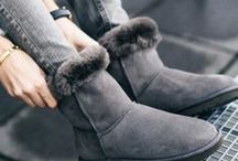 UGG BOOTS & OUTFITS