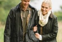 BARBOUR JACKETS & OUTFITS