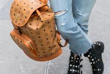 MCM BACKPACKS & OUTFITS