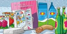 Kinderbuch: Der Affe im Kühlschrank