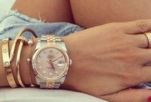 ROLEX WATCHES & OUTFITS