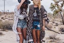 COACHELLA / Find great Outfit inspirations and Accessoires suggestions here! Prepare yourself for the hippest and most fashionable Festival of the year!