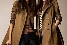 BURBERRY COATS & OUTFITS