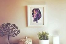 My Art in Collector's homes.