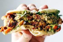 Foodie Delights / Yummy, scrummy, healthy.