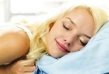 Sweet Dreams  / Tips for a better night's sleep.
