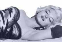 Marilyn Monroe / by Oldhollywood glamour