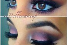 Make-up / Looks I like