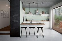 Kitchen / Home Inspiration