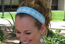 Headbands & Bows - hair wear! / super cute headbands & bows