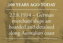 On This Day in World War I / 100 years ago...