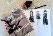 Fashion Design / This board contains fashion design work that I've been doing at LISOF during the years 2013-2015.