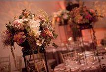 Romantic Wedding / #romanticwedding #elegantwedding #romanticweddingreception