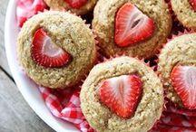Desserts Galore! / Healthy and delicious dessert recipes!