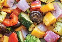 Eat your Veggies! / Veggies galore!