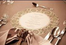 Stationery / #weddingstationery #weddingelements #paperwedding #paperdecor