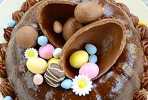 Inspiration - Easter / Follow for Easter recipes, party planning ideas, spring bakes, crafts and more. You'll find 101 ways to make with creme eggs and even how to make your own Easter eggs.