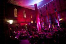 Wedding Lighting / #weddinglight #lightonwedding #lighting #light #receptionlights #purplelight #redlights #warmlight #receptionlights #decorlights #decorbylight