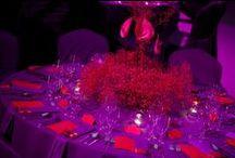 Raspberry Wedding / #raspberrydecor #raspberrywedding #pinkwedding #darkpinkdecor #raspberrydecoration #raspberrycastle