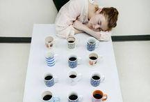 Hora do Café / Parada obrigatória para aquele momento só seu....