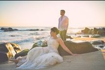 Trash the dress on Mauritius / Catch a secret and emotional moment.