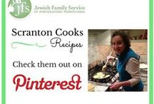 JFS NEPA Recipes / Enjoy a new recipe from our #ScrantonCooks cookbook every Friday! Let us know if you're making these recipes!