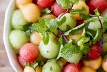 Recipes - Salads / Fun and vibrant salads which can be enjoyed all year round! There's lots of lettuce, spring greens, grains and pulses here. You'll also find a pasta salad or two.Oh, and lots of CHEESE!