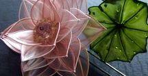 Resin, shrink and liquid plastic / liquid plastic, shrink plastic, resin jewelry ideas and tutorials