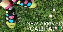 Unisex Socks / ❗❕Colourful News ❗❕  Become Colours-aholic with the new Patterned Socks! Discover more: >> www.calzitaly.it >> www.calzitaly.co.uk >> www.calzitaly.de  #Calzitaly #NewArrivals #New #MadeinItaly #Fashion #Outfit #PolkaDotSocks #PatternedSocks #ItalianLegWear #OutfitoftheDay