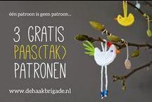 Gratis patronen van de Haakbrigade / Free patterns for crochet lovers Gratis patronen om te haken