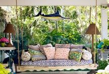 Outdoor Living / Luxuries for the hacienda lifestyle