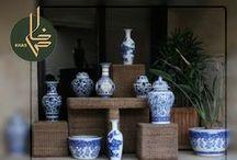Vases by Khas
