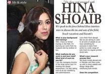 Press Release / Press Coverage of Khas Showroom Launch in Lahore