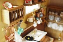 dollhouses&miniture / by coro