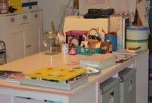 DIY & Insp. - Craft rooms