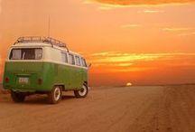Hippie dreams / Dreaming of VW, peace, love & adventure
