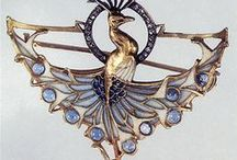 Art deco/Art nouv. - Jewellry