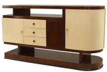 Art deco  - Furnitures & Carpets