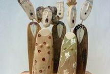 "Art - Ceramics, Pottery.... / Also see my boarders ""Design & Craft - Swedish"" and ""Design - Nordic"""