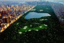 Parki Nowego Jorku / Jedyne w swoim rodzaju tereny zielone Nowego Jorku.