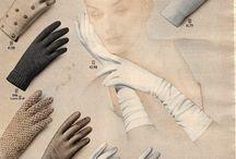 Guantes - gloves / Sólo manos