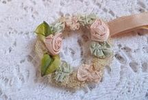 Broderi - Ribbon Embroidery