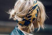 h a i r / Frisuren für lange Haare, Flechtfrisuren und Locken.