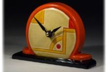 Art deco - Clocks