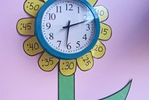 School klokkijken